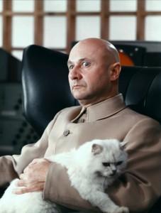 Bond villain Blofeld