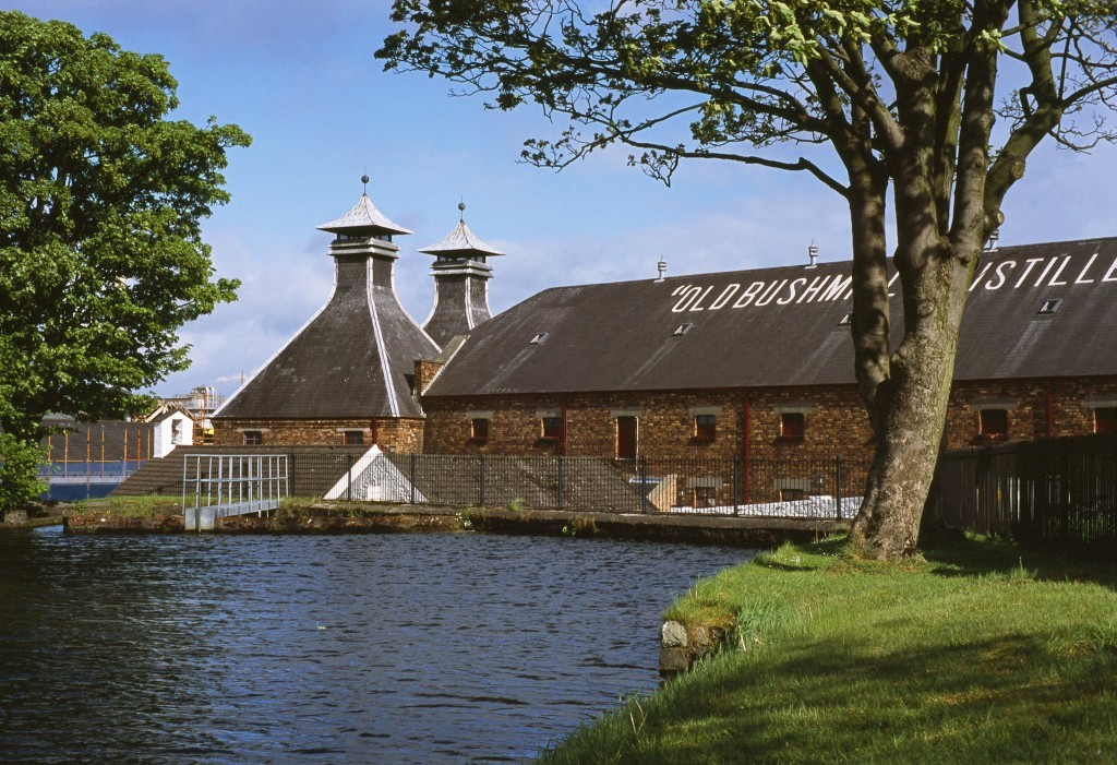 One of country's finest distilleries