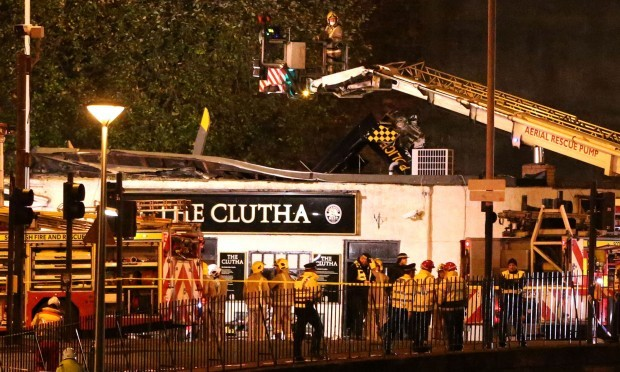 10 people died in the Clutha tragedy (Andrew Milligan/PA Wire)