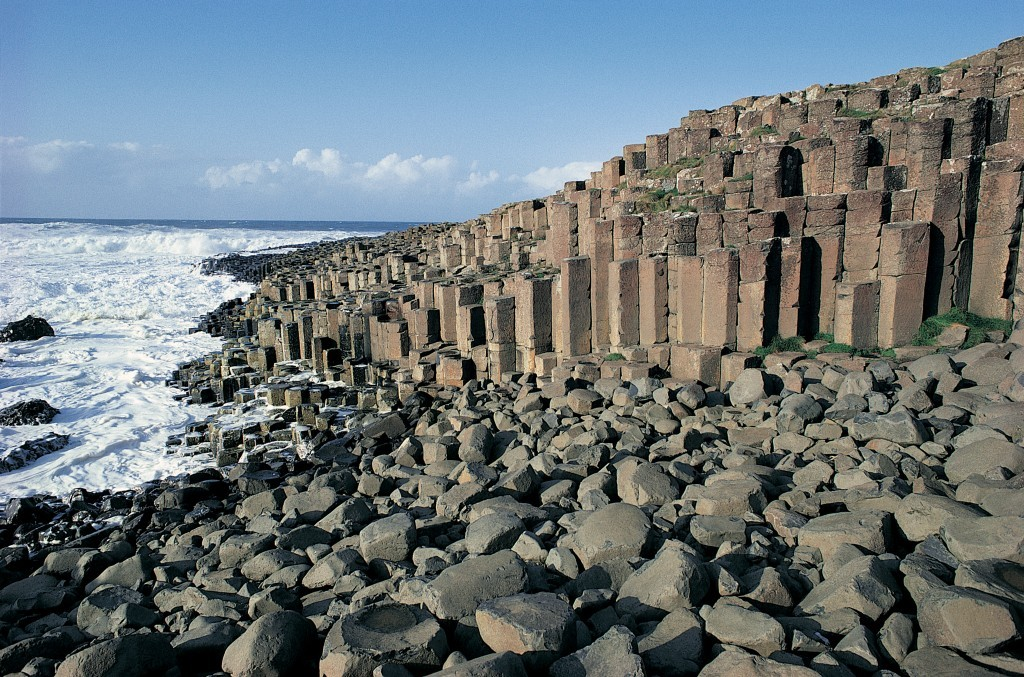 Giant's Causeway, Antrim (Getty Images)