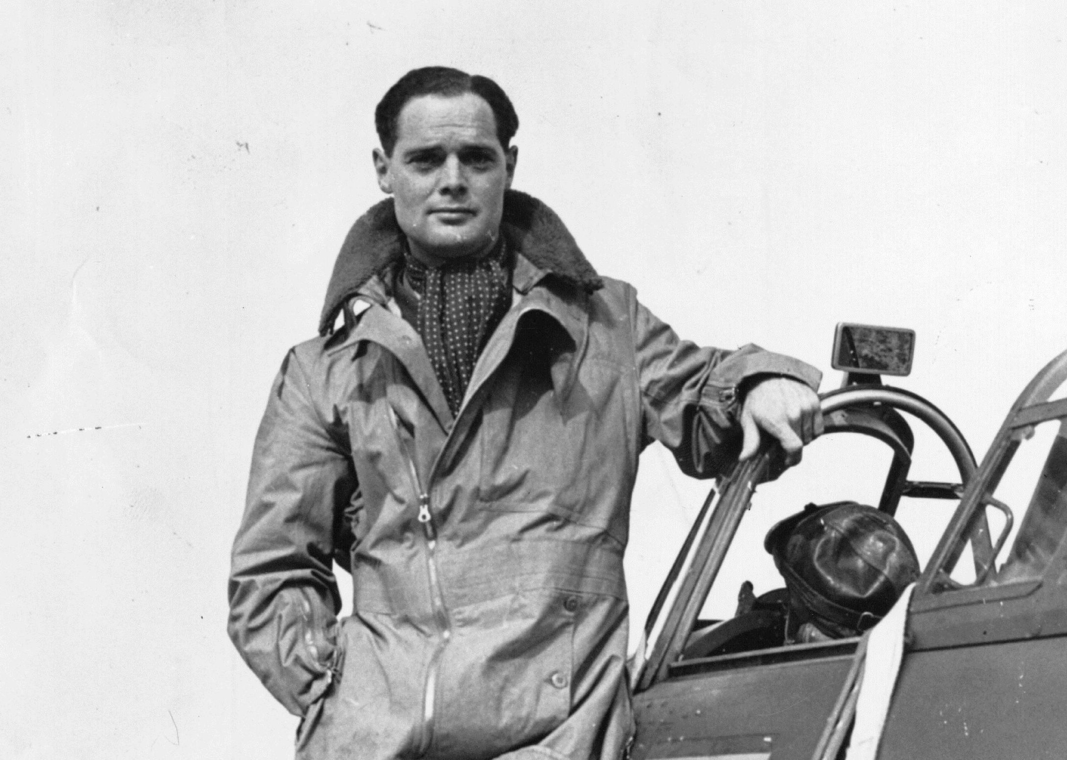 Douglas Bader (Evening Standard/Getty Images)