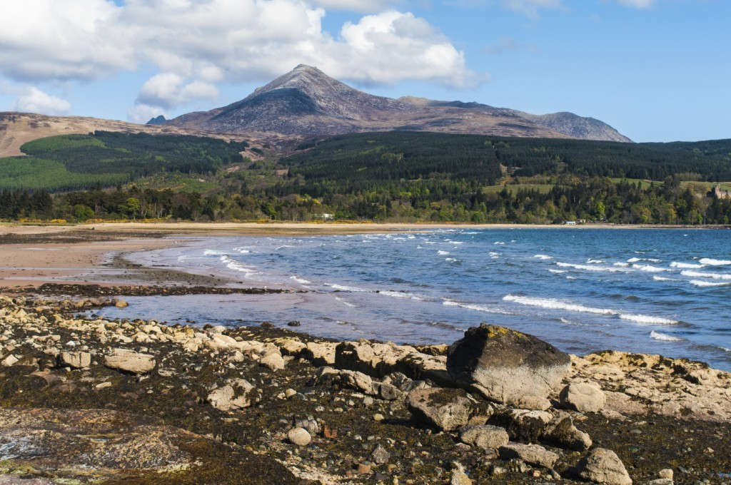 Brodick, Arran Coastal Walk