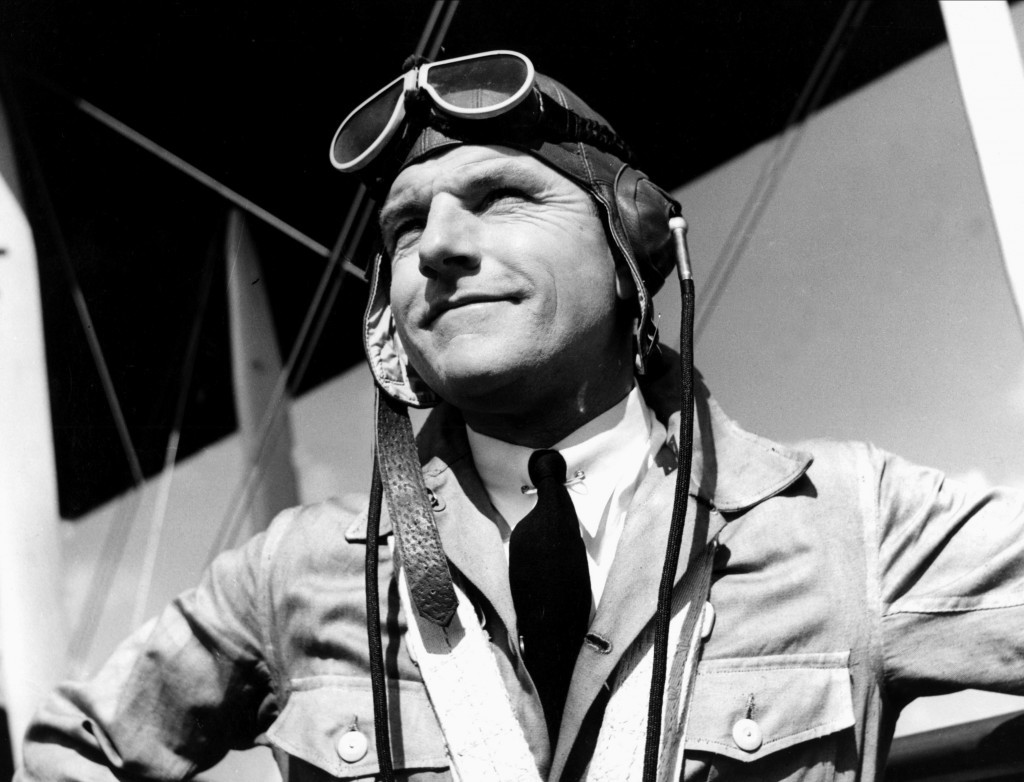 Kenneth More played Douglas in the 1956 film Reach for the Sky  (RANK Films)
