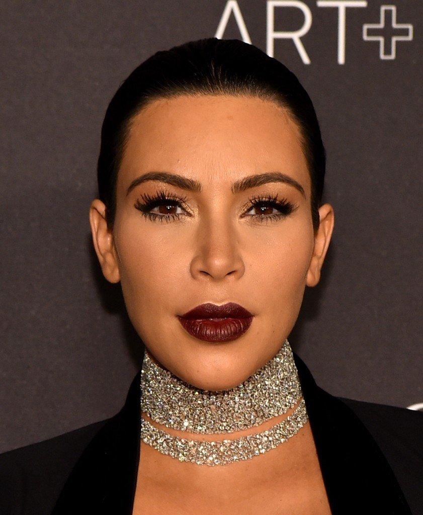 Reality star Kim Kardashian (Photo by Mike Windle/Getty Images for LACMA)