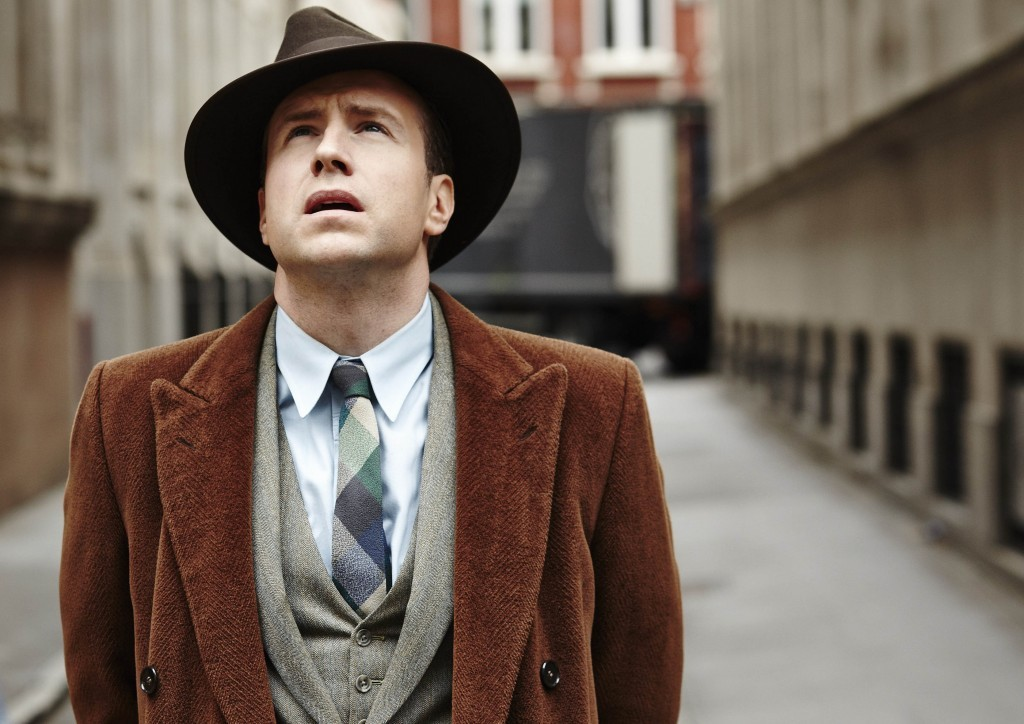 Rafe Spall as Harry Price (PA Photo/ITV/Bentley Productions)