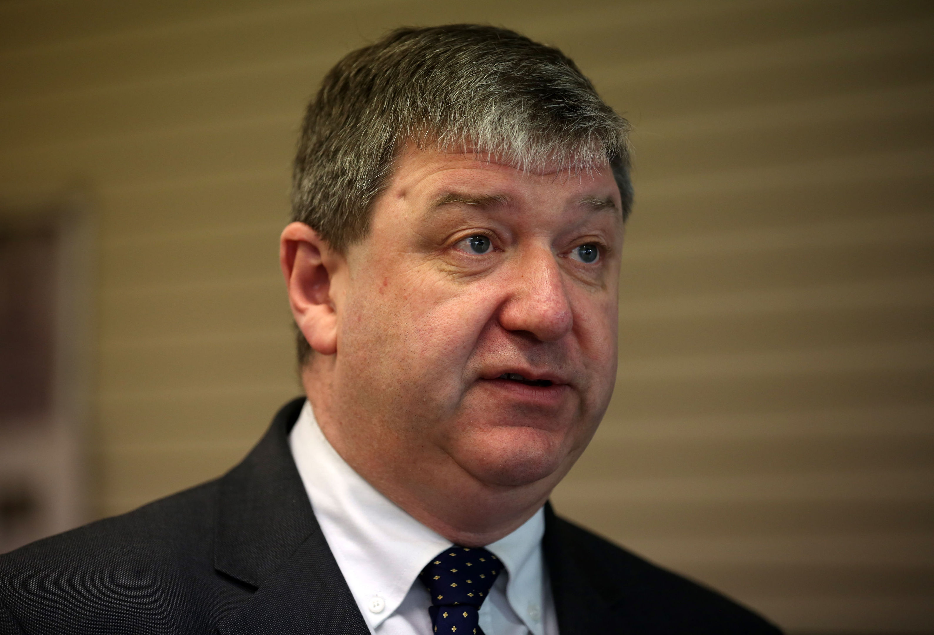 Alistair Carmichael (David Cheskin/PA Wire)