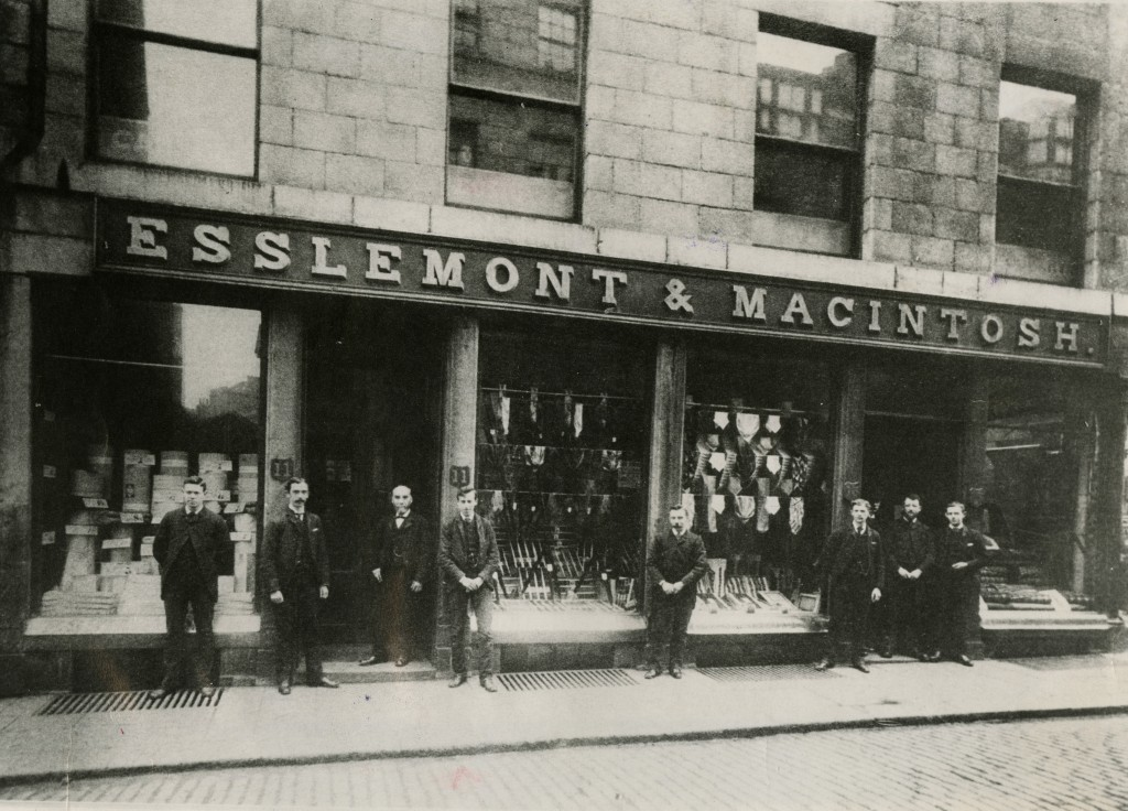Esslemont and Macintosh, Aberdeen.