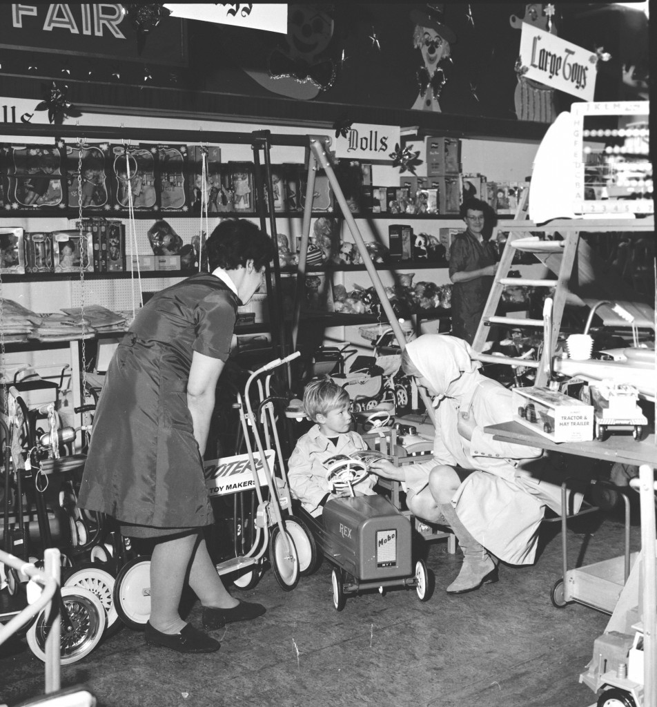 Take A Shop Down Memory Lane: The Great Stores Of