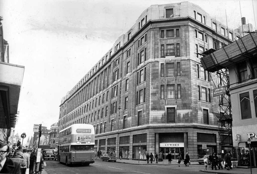 Lewis's department store (Mirrorpix)