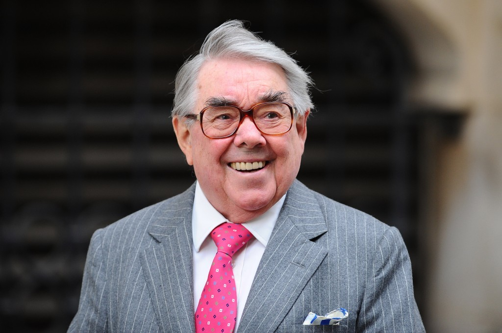 Ronnie Corbett  (Stuart C. Wilson/Getty Images)