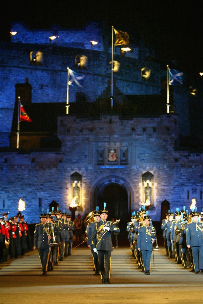 Edinburgh Military Tattoo (Chris Furlong/Getty Images)