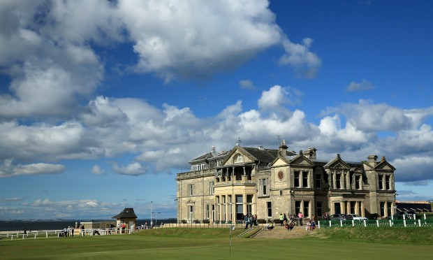 Royal and Ancient Golf Club of St Andrews (David Cannon/Getty Images)