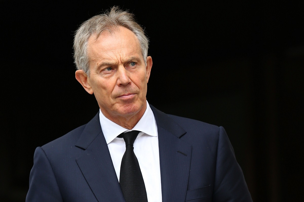 Tony Blair (PA Wire/Press Association Images)