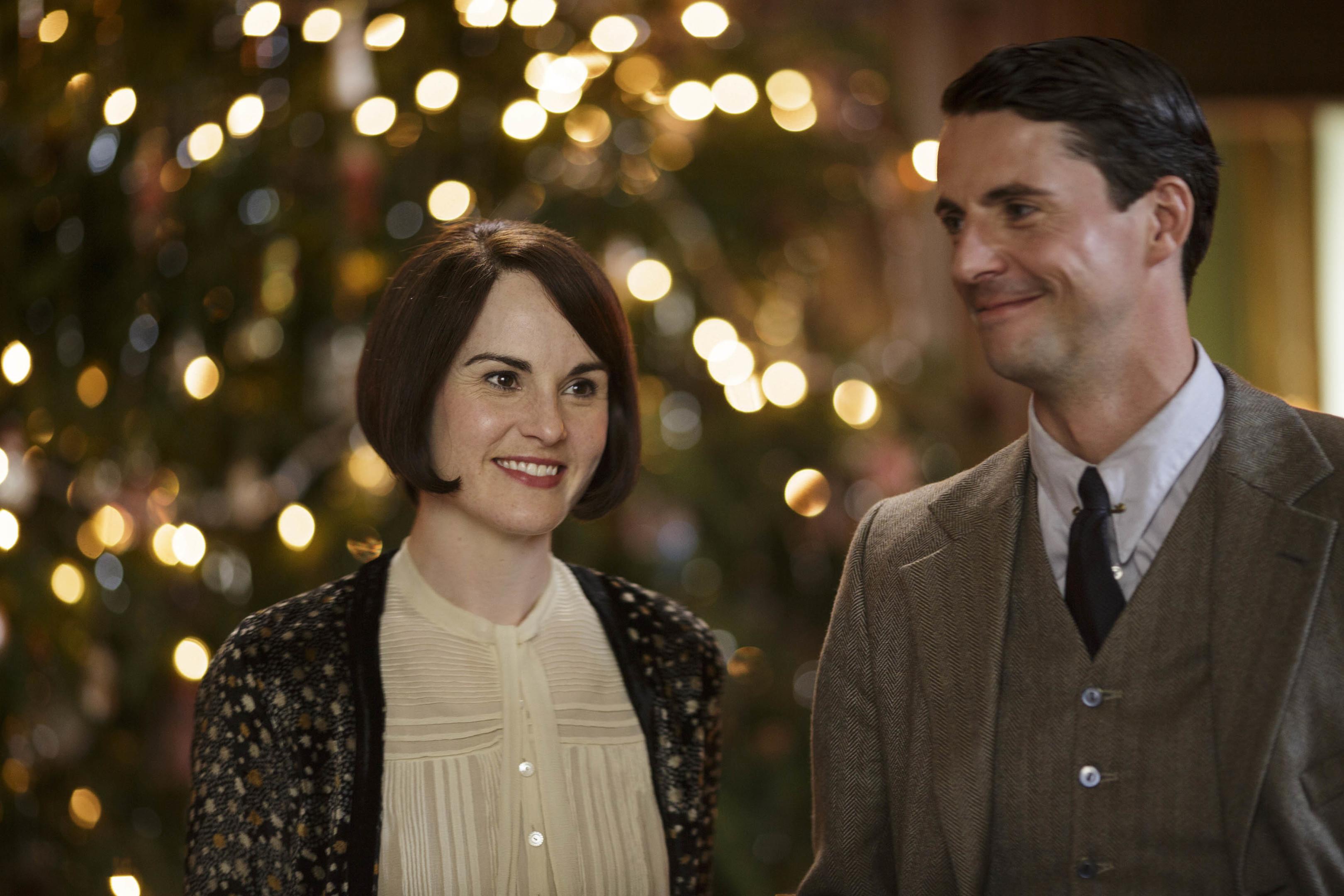 Downton Abbey   Christmas Final Episode 2015 (Carnival Films)