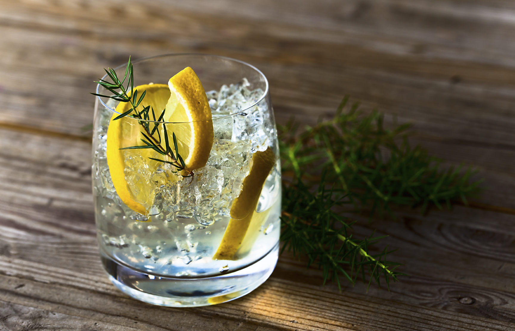 70% of the UK's gin is made in Scotland (Getty Images)