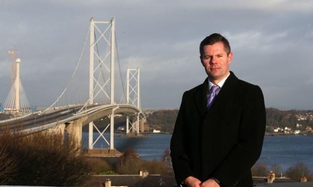 Transport Minister Derek Mackay (PA Images)