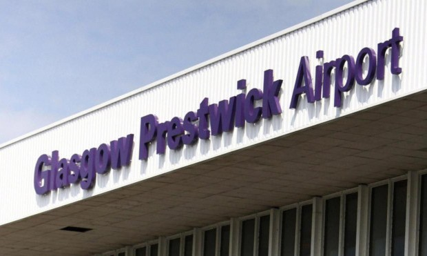 Aviation chiefs to rule in Israel missile flight stopovers at Prestwick airport