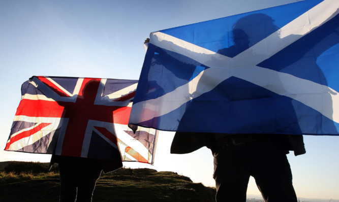 Referendum on Scottish independence