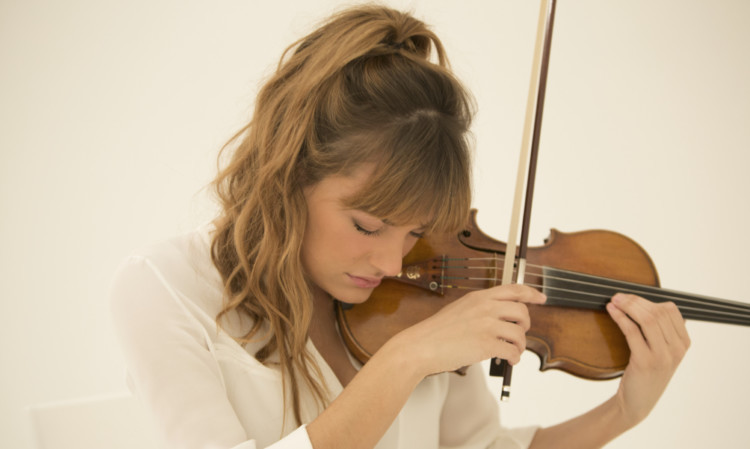 World-famous violinist Nicola Benedetti tells of the demons