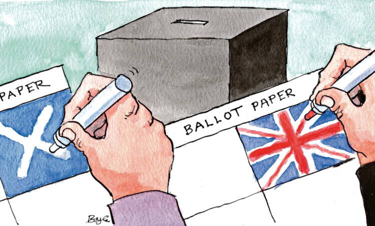 Will independent Scotland be more democratic? - Sunday Post