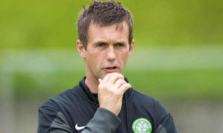 Celtic manager Ronny Deila.
