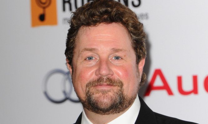 Michael Ball singer