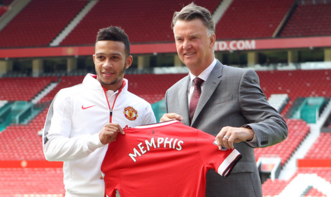 Memphis Depay Wants His Feet To Do The Talking Not His