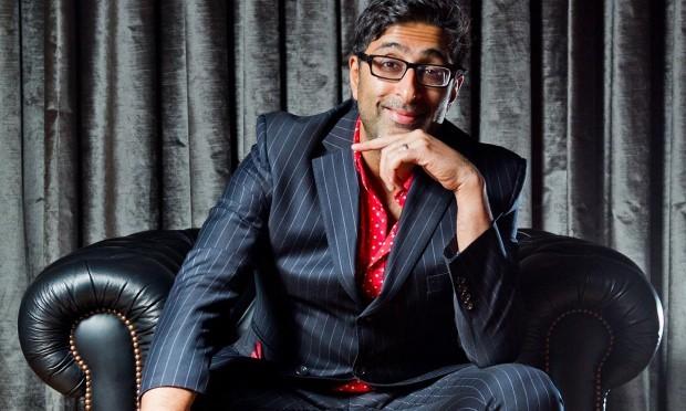 Sanjeev Kohli (Andrew Cawley / DC Thomson)