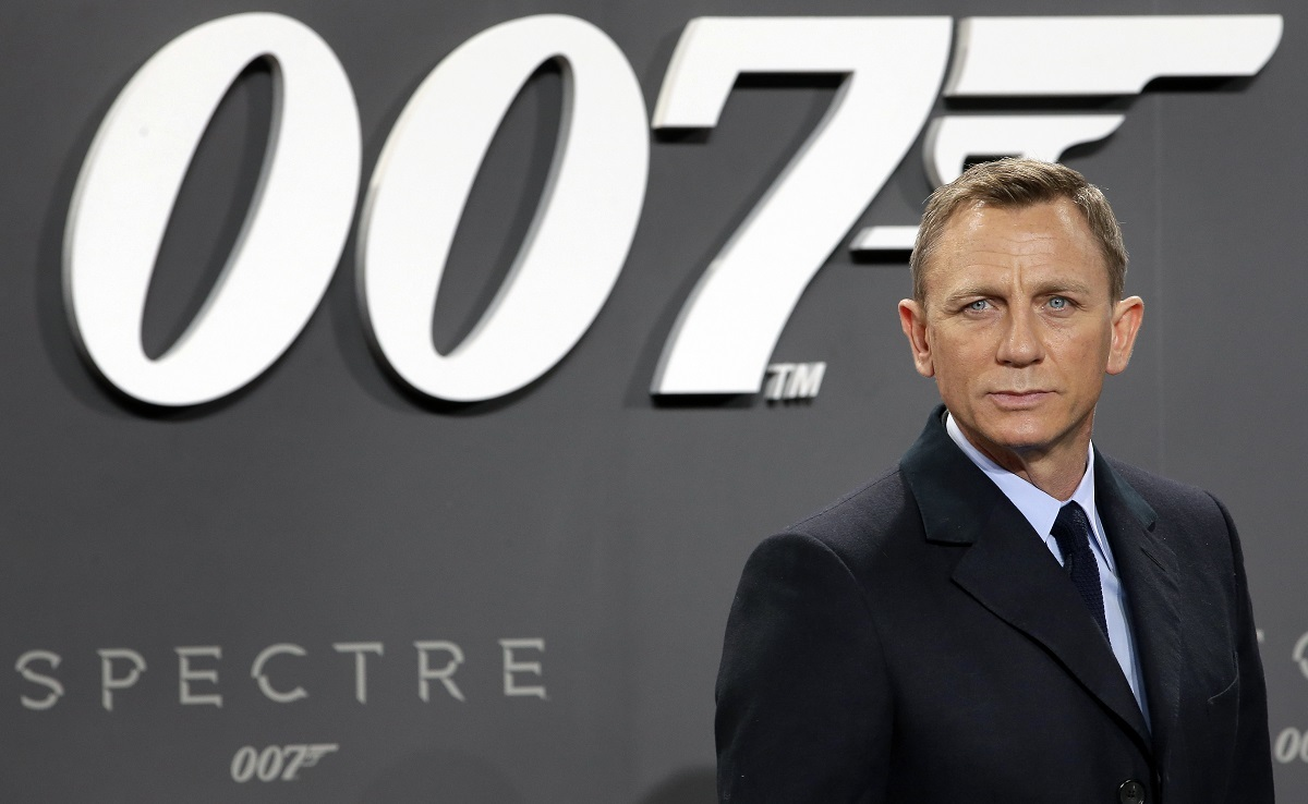 Daniel Craig (AP Photo/Michael Sohn)