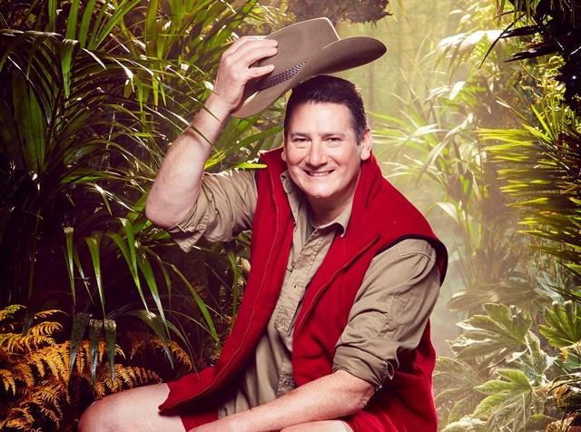 Tony in the jungle