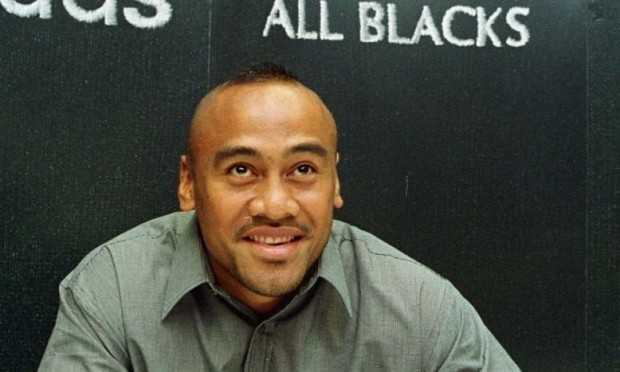 Rugby Union - Jonah Lomu File Photo