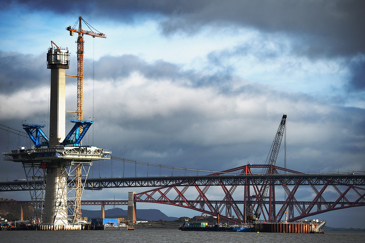 Queensferry Crossing (Jeff J Mitchell / Getty Images)