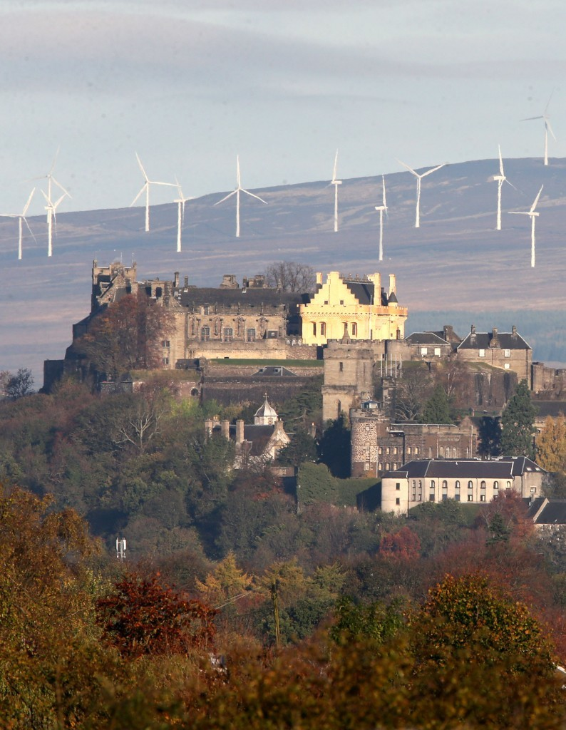 Stirling Castle (Andrew Milligan / PA Archive)