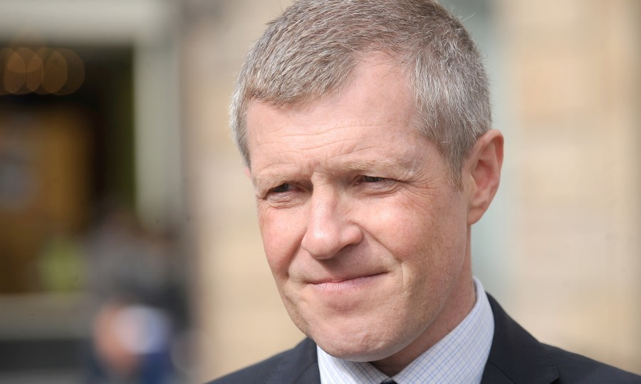 Willie Rennie (Sandy McCook / Press & Journal)