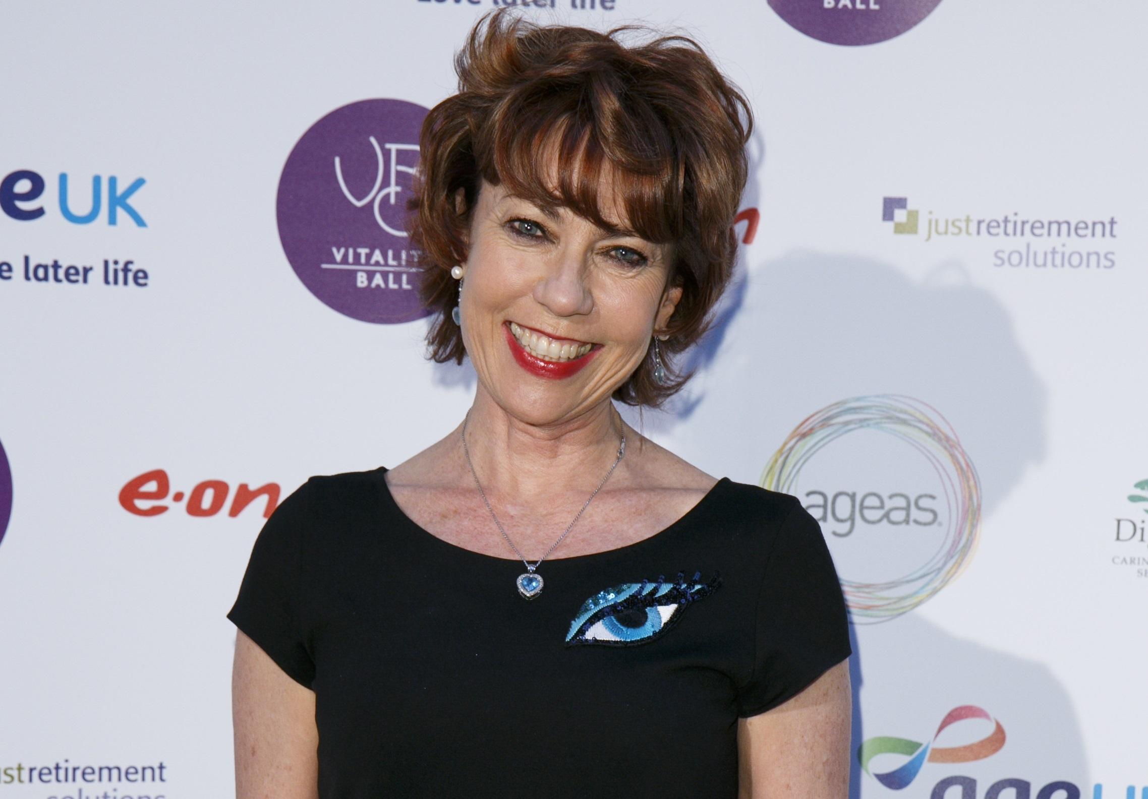 Kathy Lette (John Phillips/PA Wire)