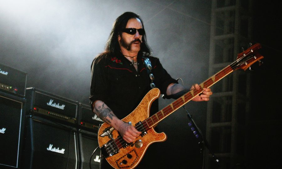 Lemmy performing in 2005