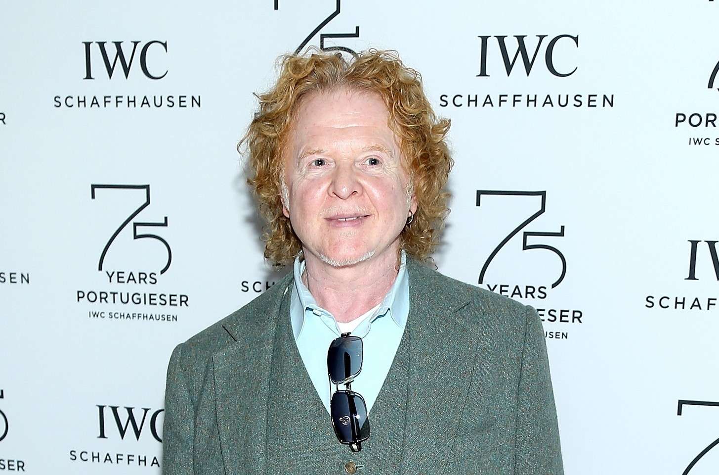 Mick Hucknall (Thomas Niedermueller/Getty Images for IWC)