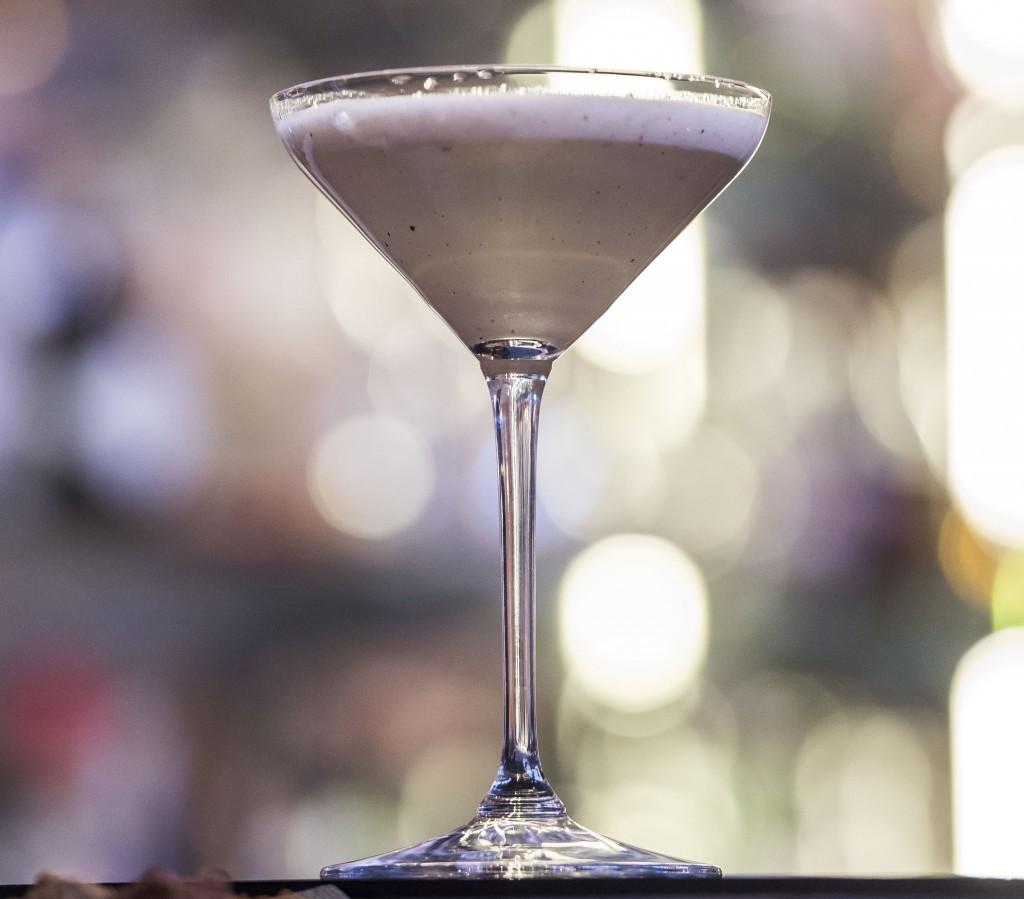 Haggis Cocktail (Alan Peebles)