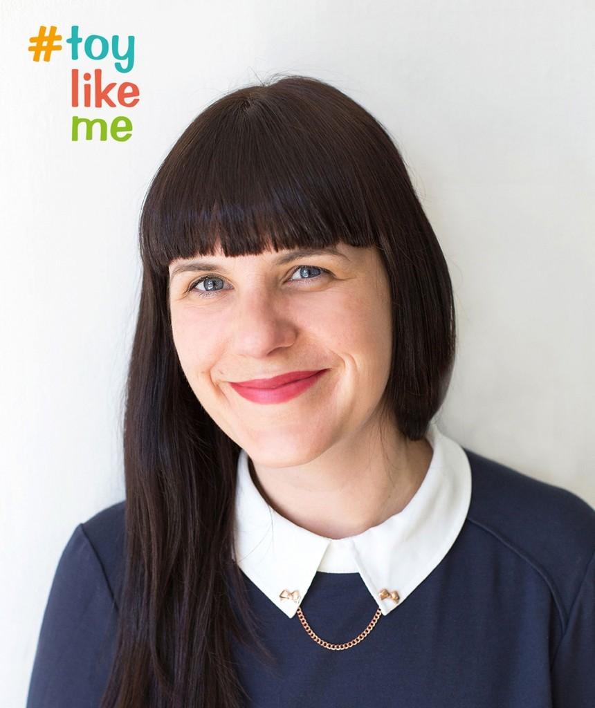 Rebecca Atkinson (Toy Like Me/PA Wire)