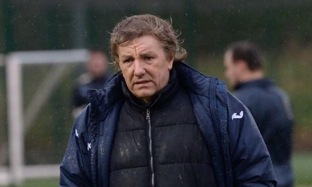 East Kilbride manager Billy Ogilvie (SNS Group)