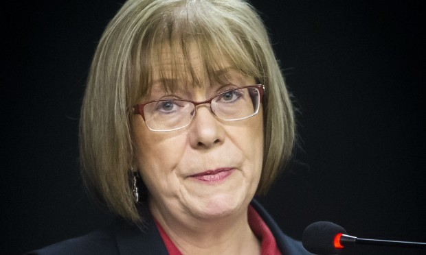 Labour MSP for Coatbridge and Chryston Elaine Smith (Danny Lawson / PA)