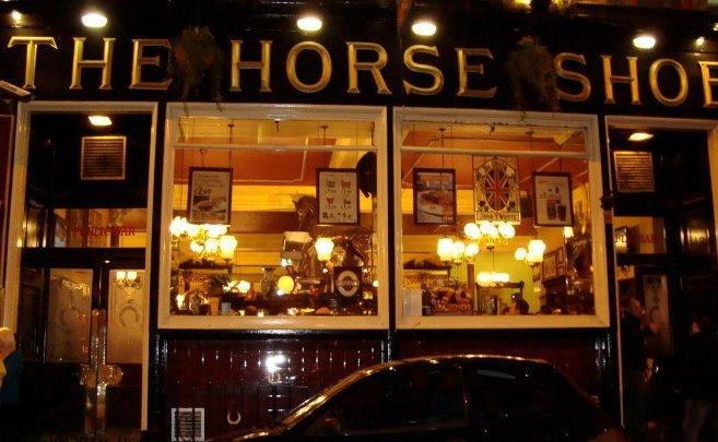 The Horseshoe Bar (Facebook)