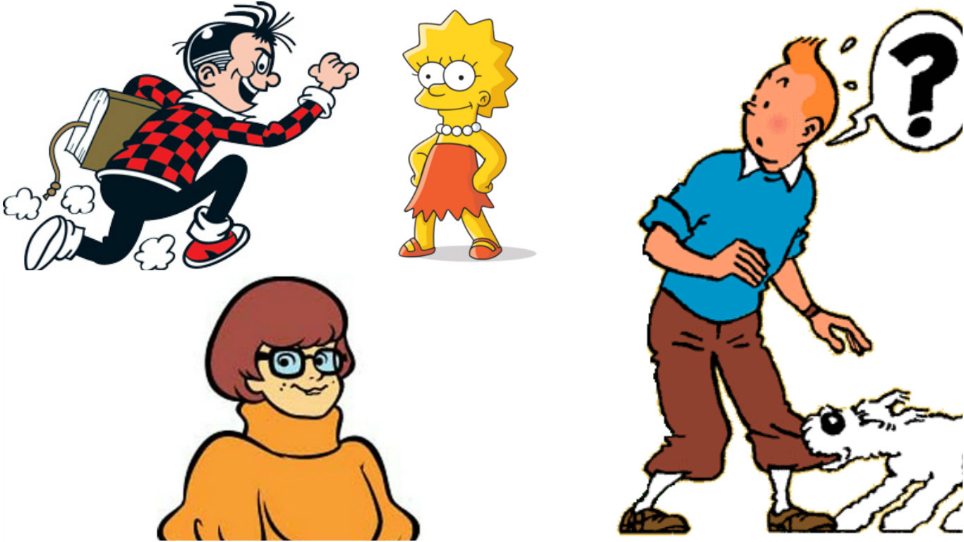 Quiz Can You Identify These 12 Cartoon Characters