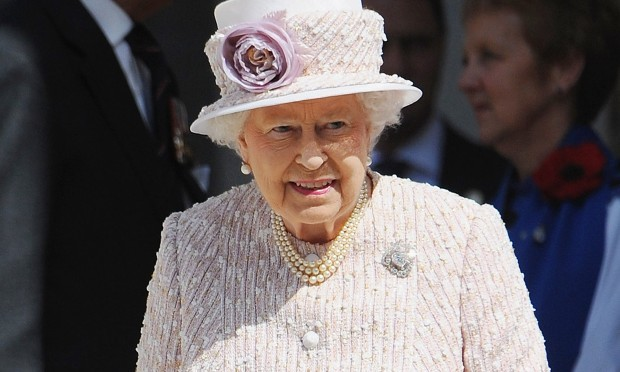 Queen Elizabeth II (Eamonn M. McCormack/Getty Images)