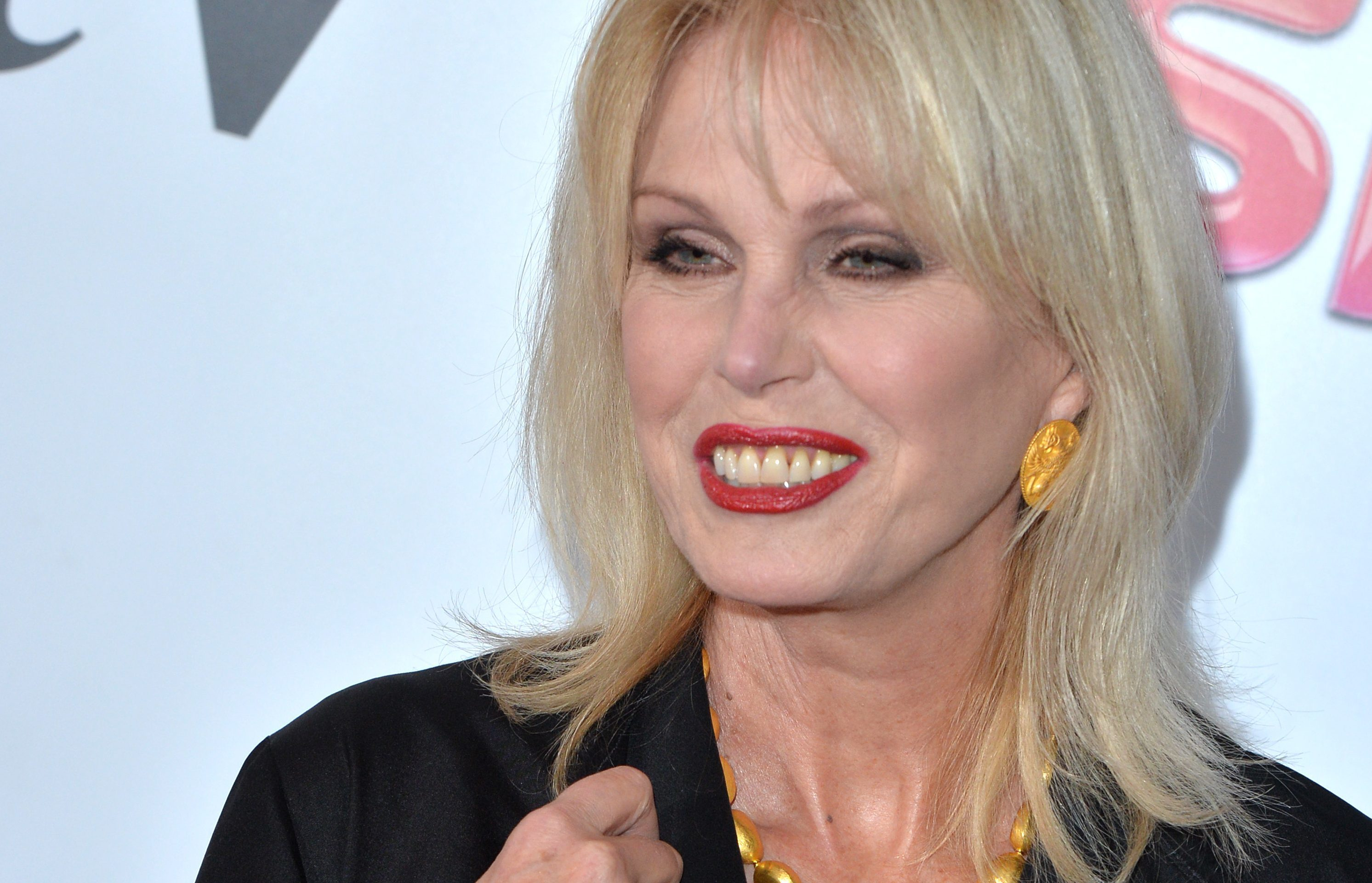 Joanna Lumley (Anthony Harvey/Getty Images)