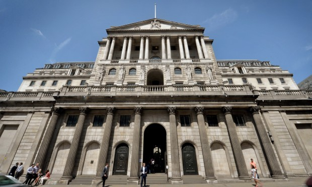 Bank of England (Anthony Devlin/PA Wire)
