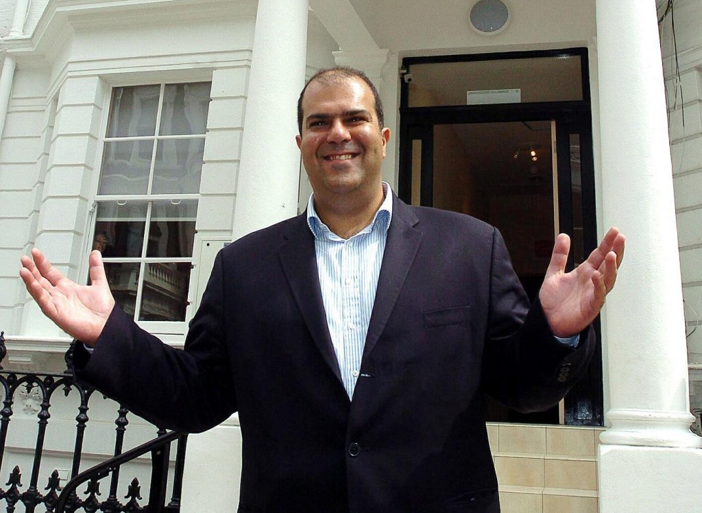 EasyJet founder Stelios Haji-Ioannou (Michael Stephens / PA Archive)