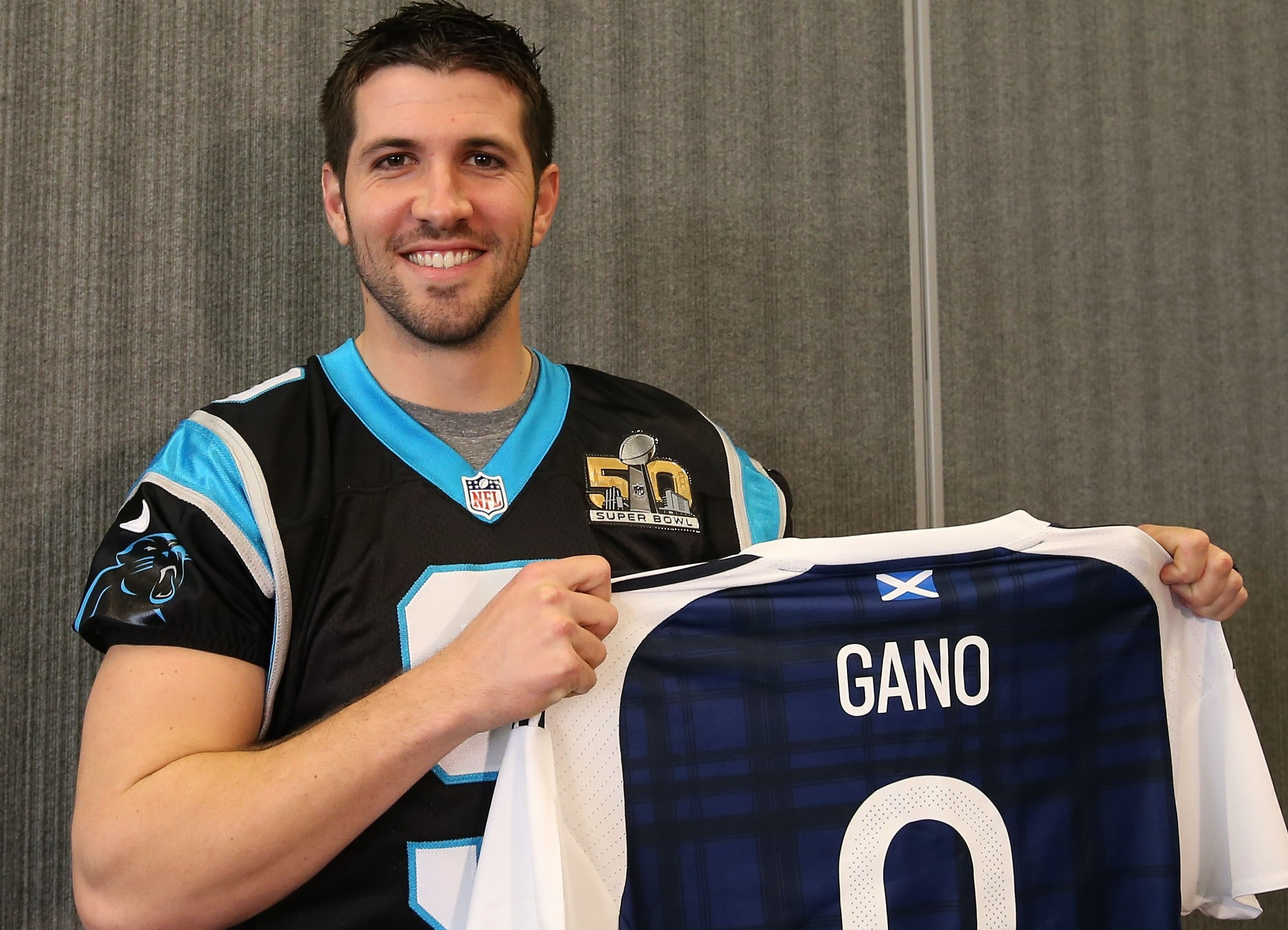 finest selection f13a2 fa68d Scots-born Super Bowl star Graham Gano planning to return to ...