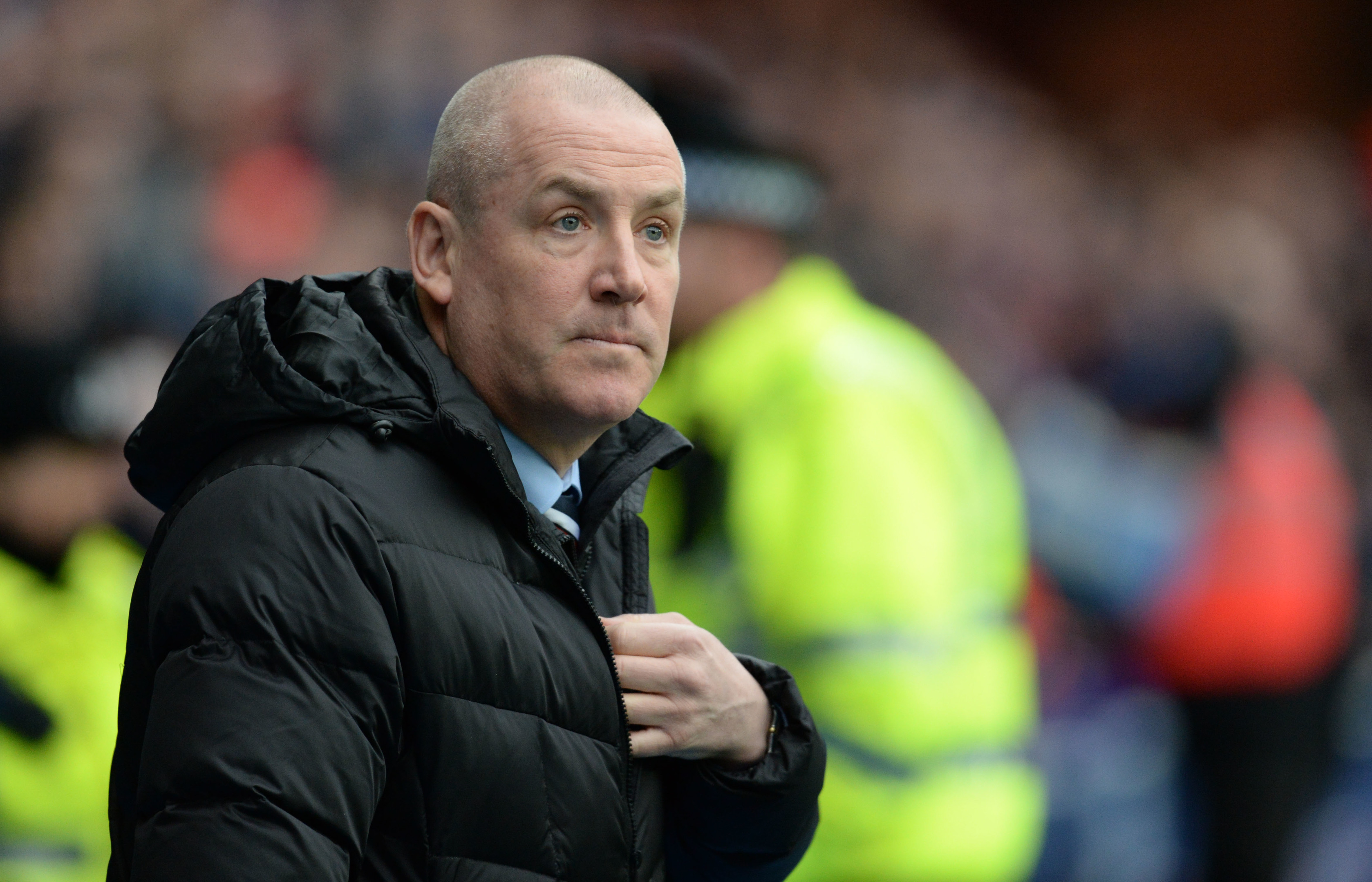 Rangers manager Mark Warburton (SNS Group / Rob Casey)