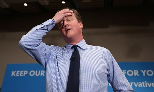David Cameron (Peter Macdiarmid/Getty Images)